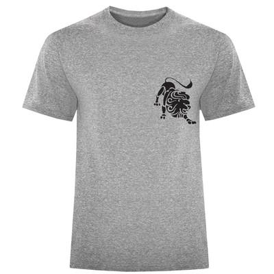 تصویر تیشرت آستین کوتاه مردانه طرح مرداد کد F93