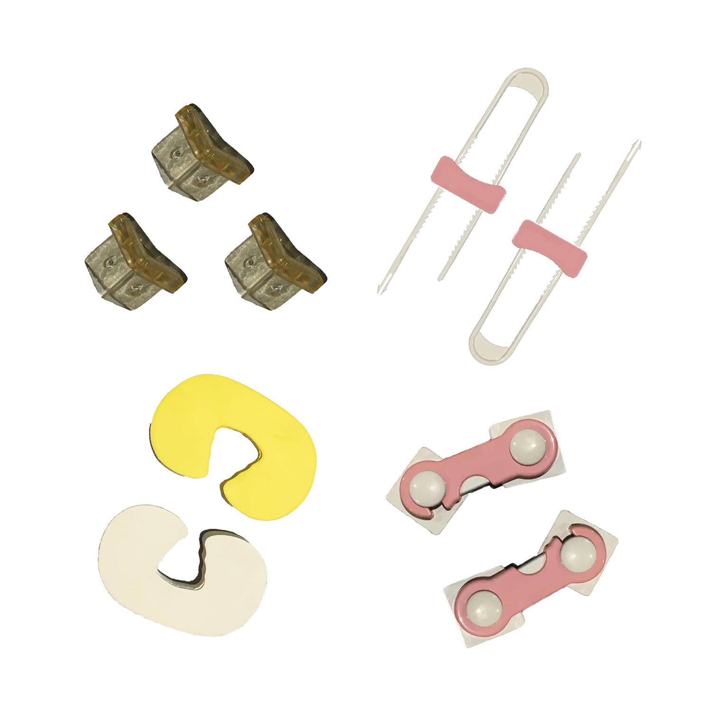 ابزار ایمنی مدل A1 مجموعه ۱۴ عددی