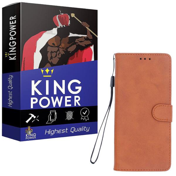 کیف کلاسوری کینگ پاور مدل K21 مناسب برای گوشی موبایل سامسونگ Galaxy A20s