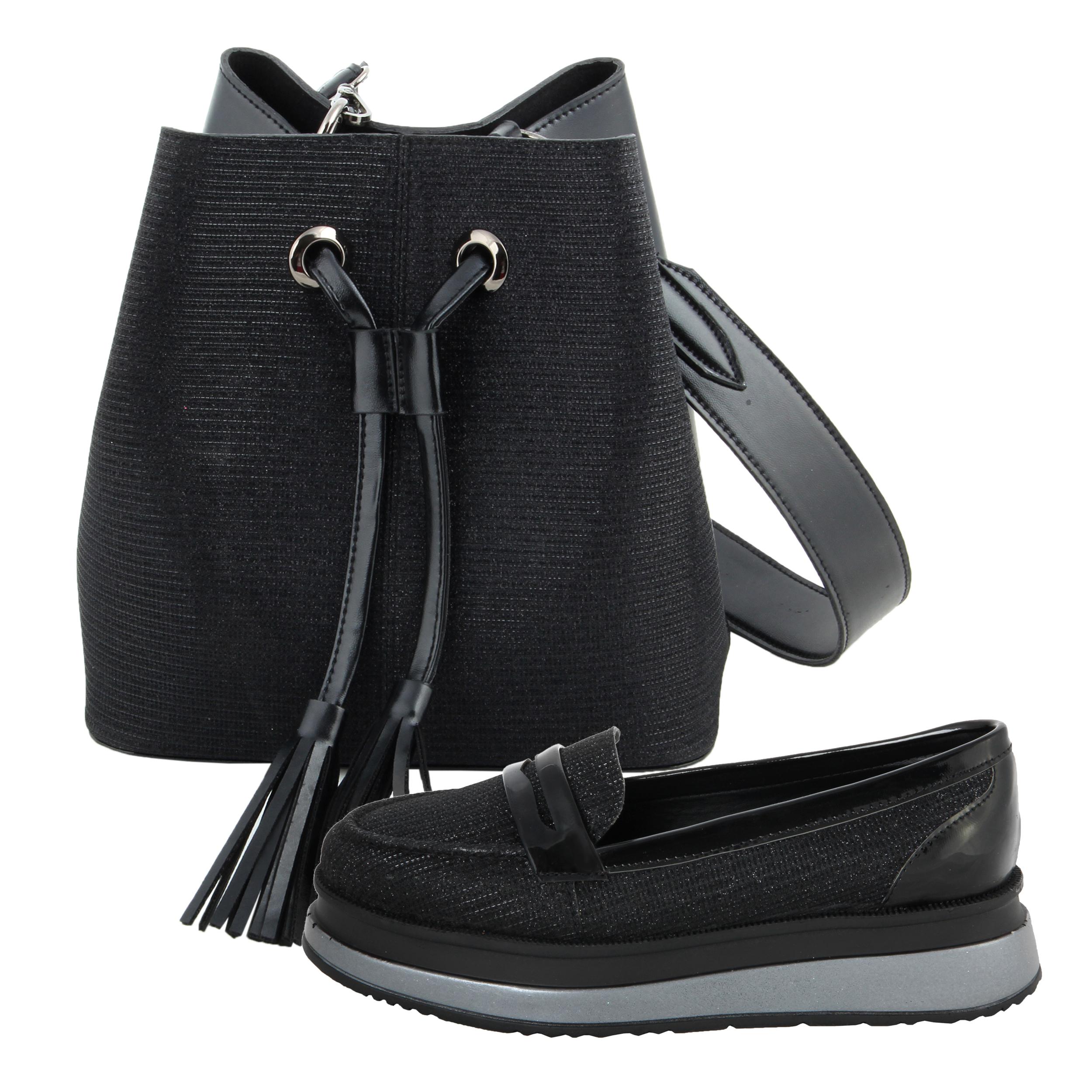 ست کیف و کفش زنانه کد st217