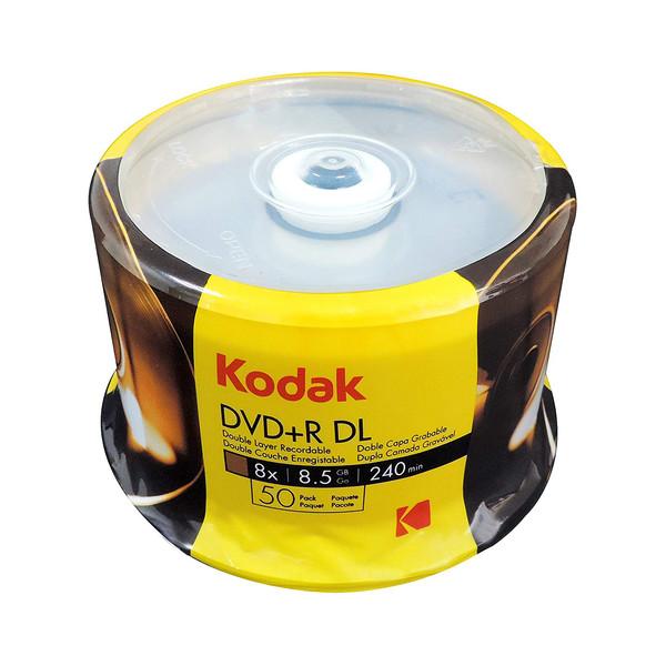 دی وی دی خام کداک مدل S-8.5 بسته 50 عددی