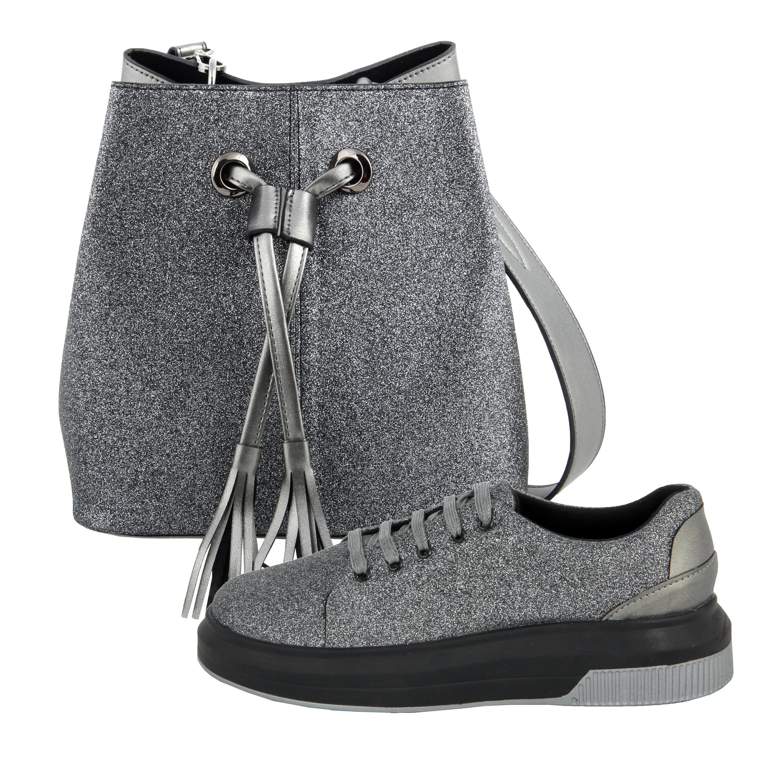 ست کیف و کفش زنانه کد st221