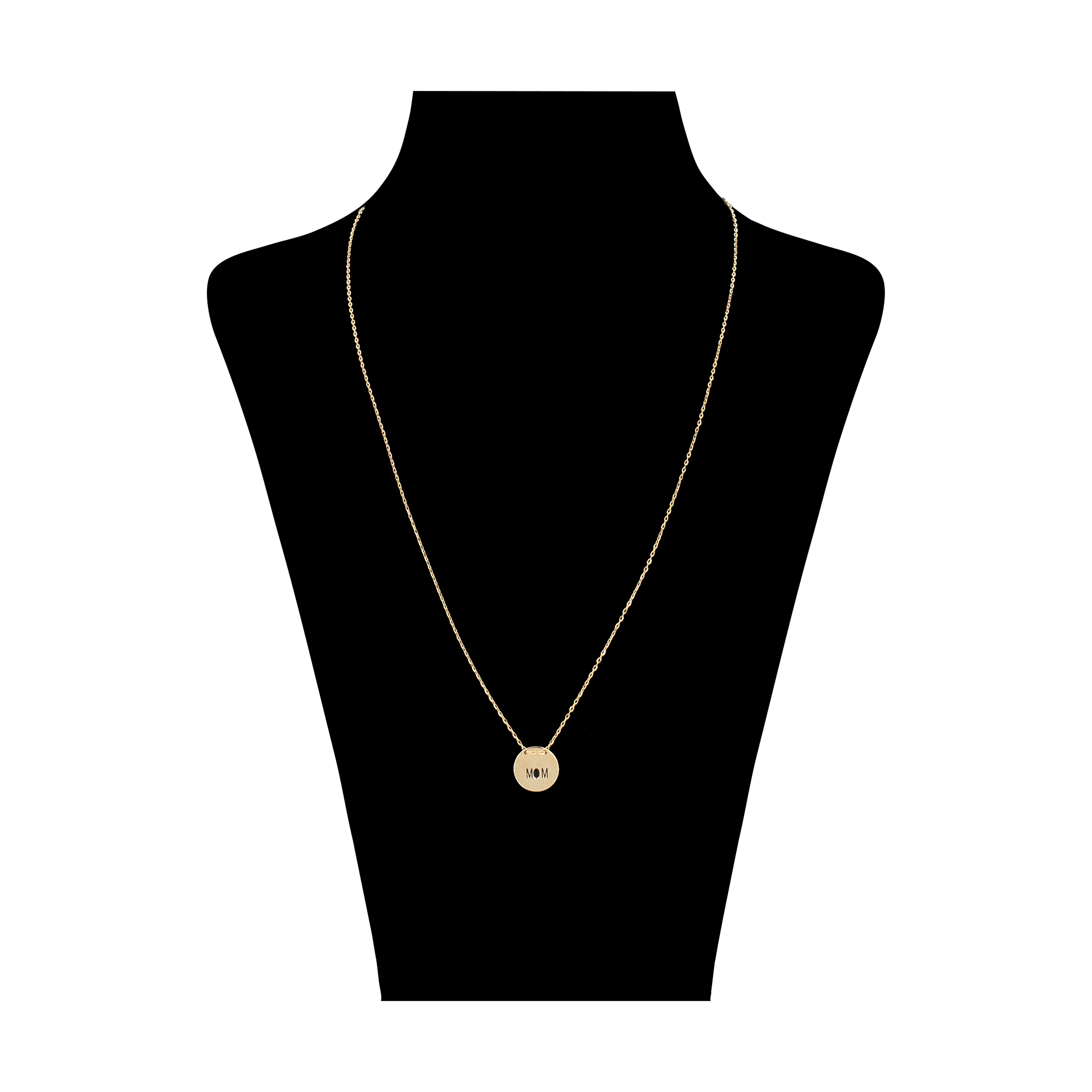 گردنبند طلا 18 عیار زنانه نیوانی مدل GA207