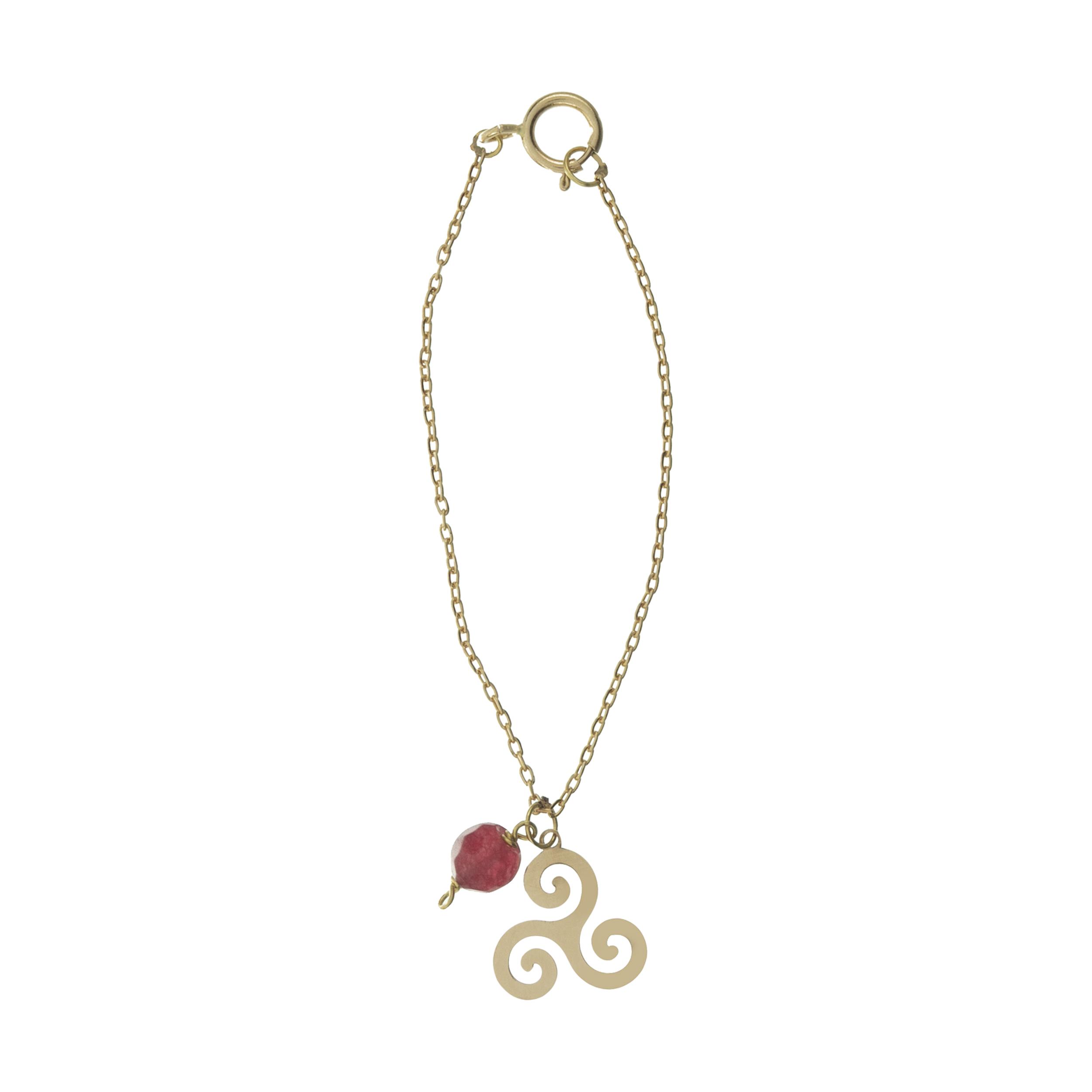 آویز ساعت طلا 18 عیار زنانه نیوانی مدل WP010