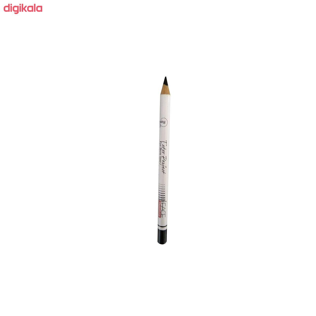 مداد چشم آی فیس شماره 600 main 1 1