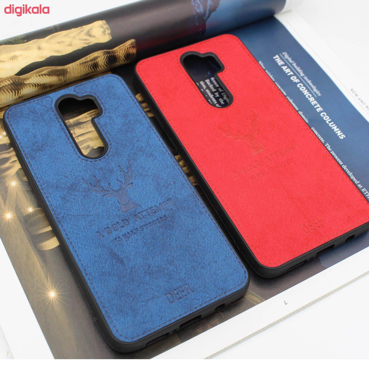 کاور کینگ پاور مدل D21 مناسب برای گوشی موبایل شیائومی Redmi Note 8 Pro main 1 2