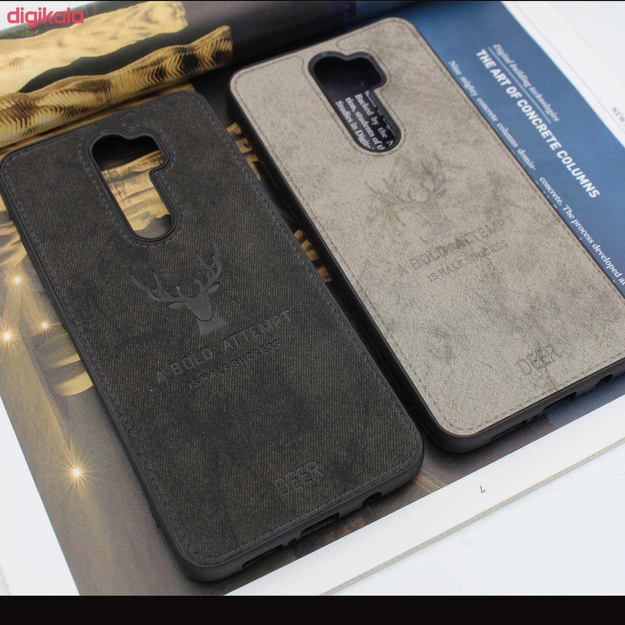 کاور کینگ پاور مدل D21 مناسب برای گوشی موبایل شیائومی Redmi Note 8 Pro main 1 3