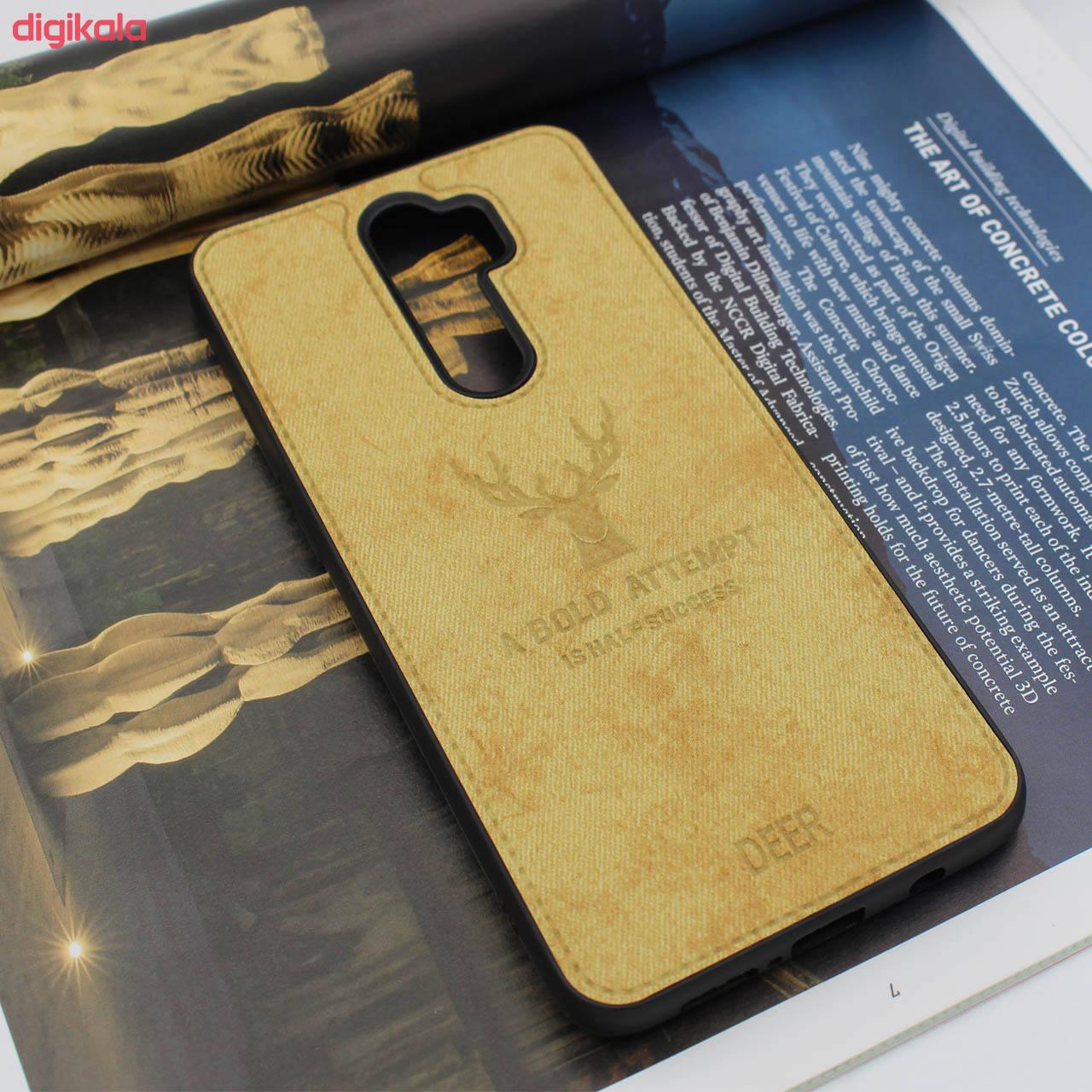کاور کینگ پاور مدل D21 مناسب برای گوشی موبایل شیائومی Redmi Note 8 Pro main 1 4