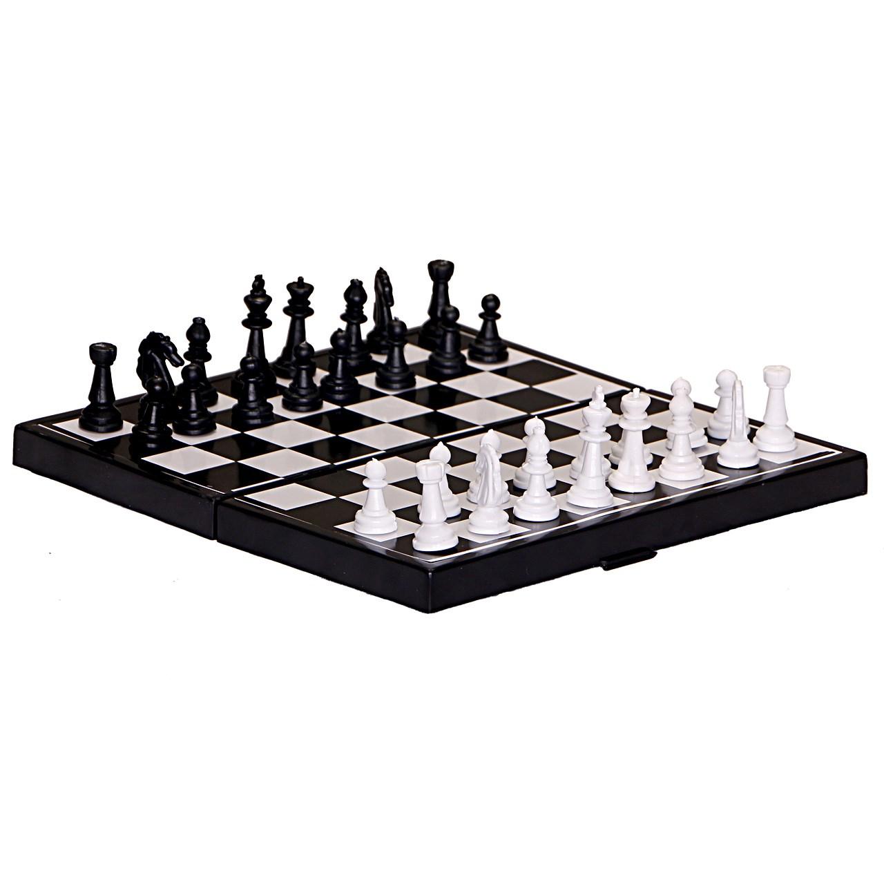 شطرنج مغناطیسی مدل 301 سه کاره