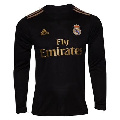 تصویر تیشرت ورزشی پسرانه طرح رئال مادرید کد 28