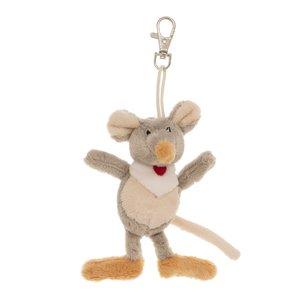 اویز عروسکی طرح موش پیشبندی کد m228