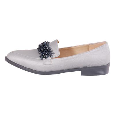 تصویر کفش زنانه مدل Y106-1 رنگ طوسی