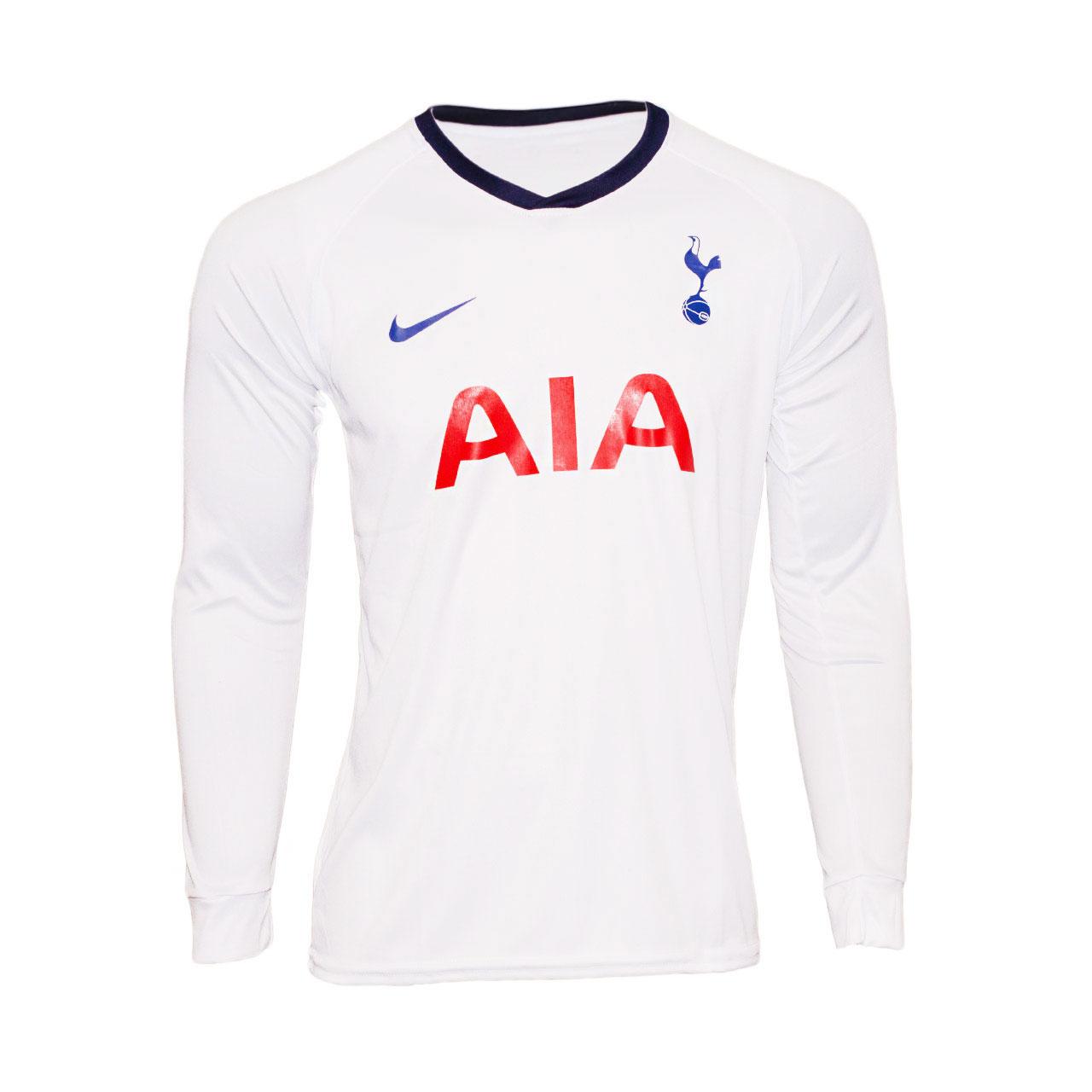 تی شرت ورزشی پسرانه طرح تاتنهام کد 17