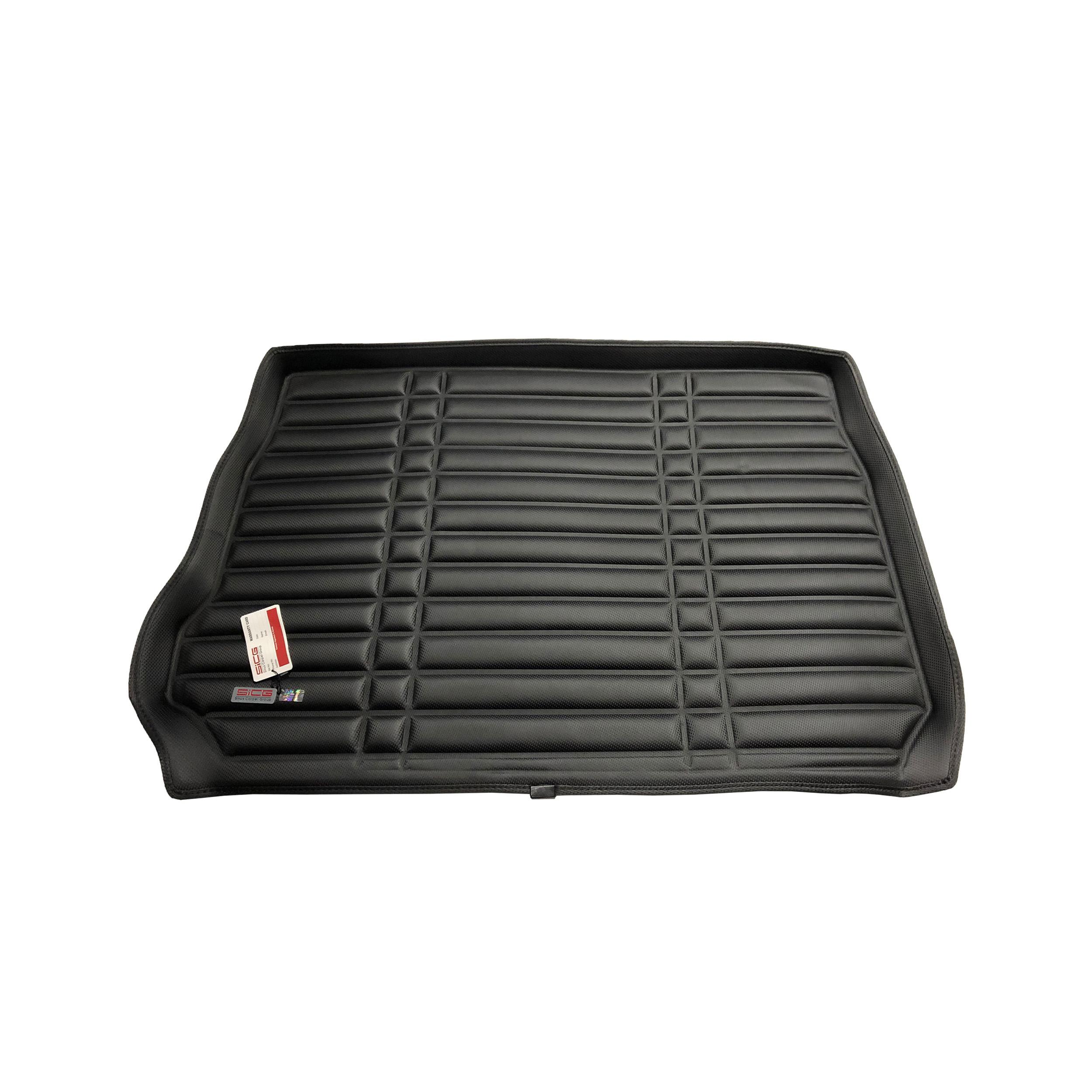 کفپوش سه بعدی صندوق عقب خودرو اس آی سی جی مدل CBN مناسب برای پژو 2008