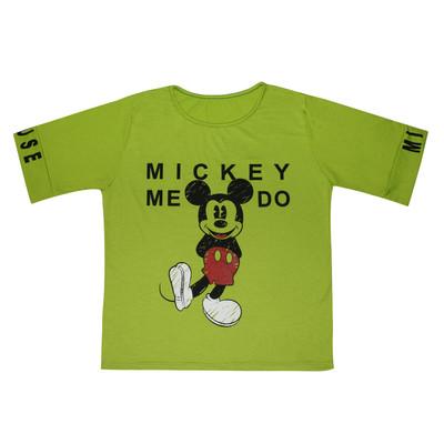 تی شرت زنانه مدل Micky Do کد 1236-003