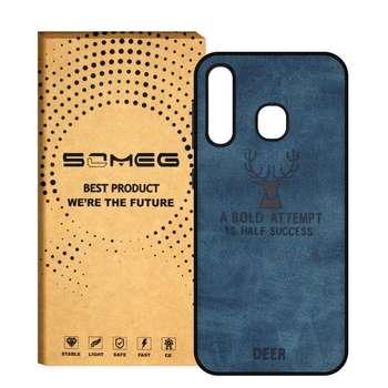 کاور سومگ مدل SMG-Der02 مناسب گوشی موبایل سامسونگ Galaxy A20/A30