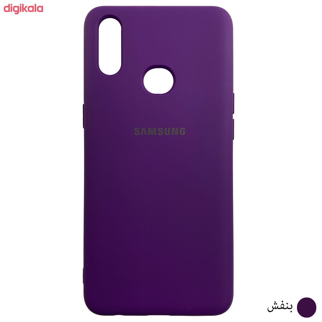 کاور مدل SCN مناسب برای گوشی موبایل سامسونگ Galaxy A10s main 1 6