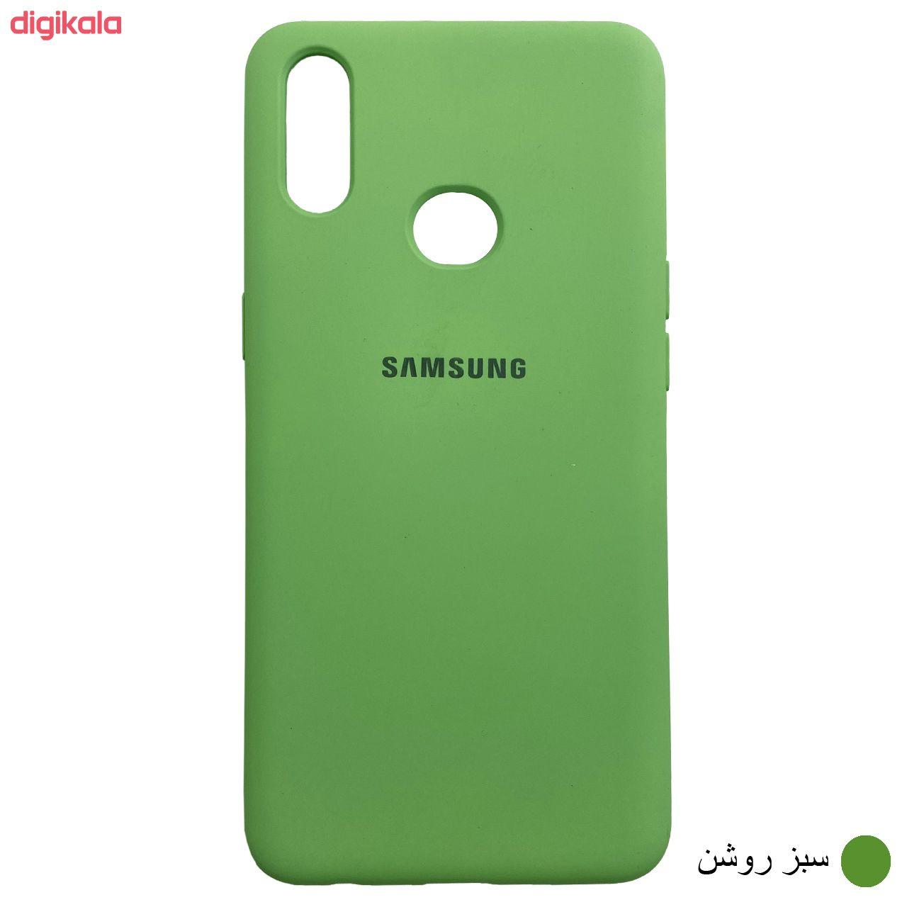 کاور مدل SCN مناسب برای گوشی موبایل سامسونگ Galaxy A10s main 1 10