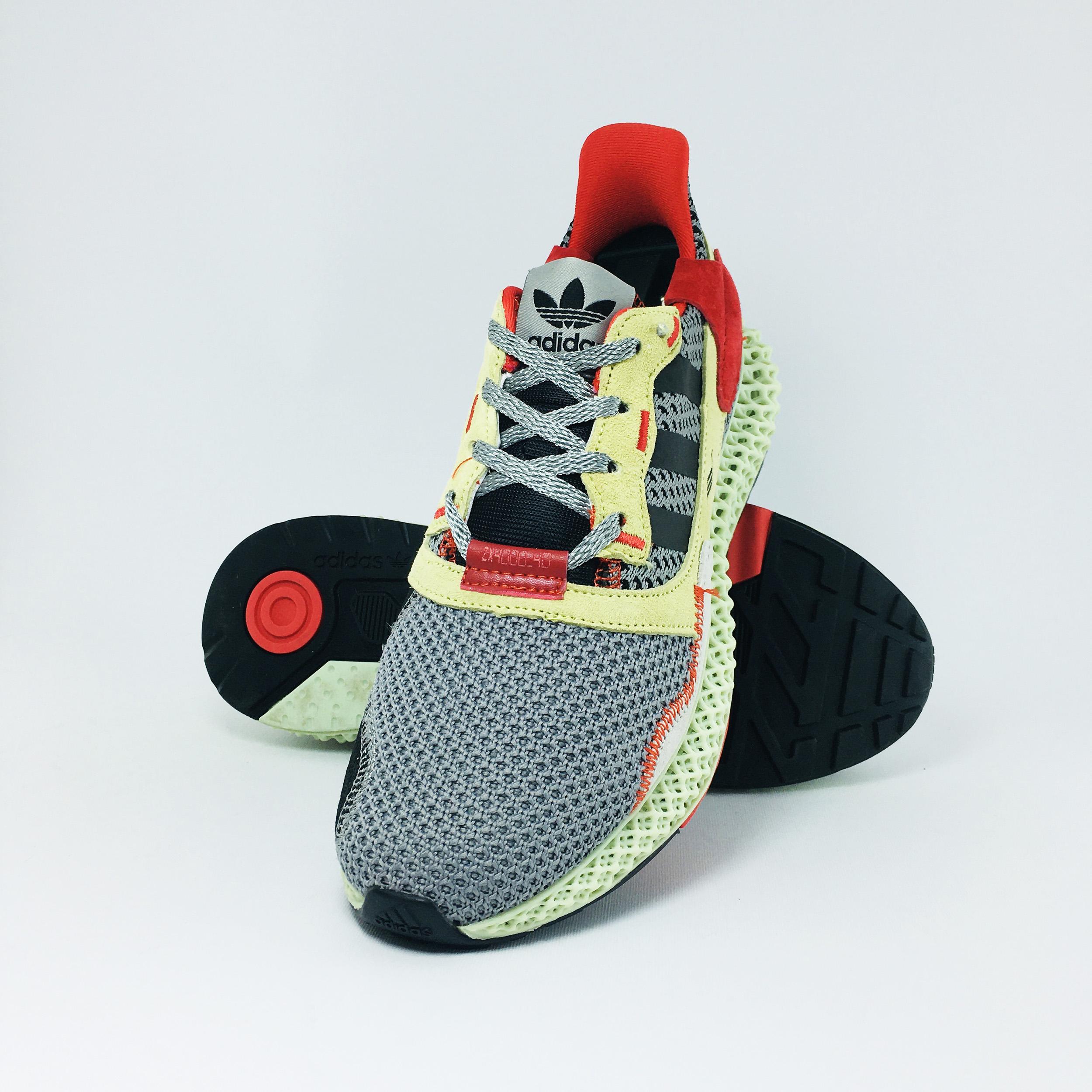 کفش مخصوص پیاده روی زنانه آدیداس مدل ZX4000 4D کد A46