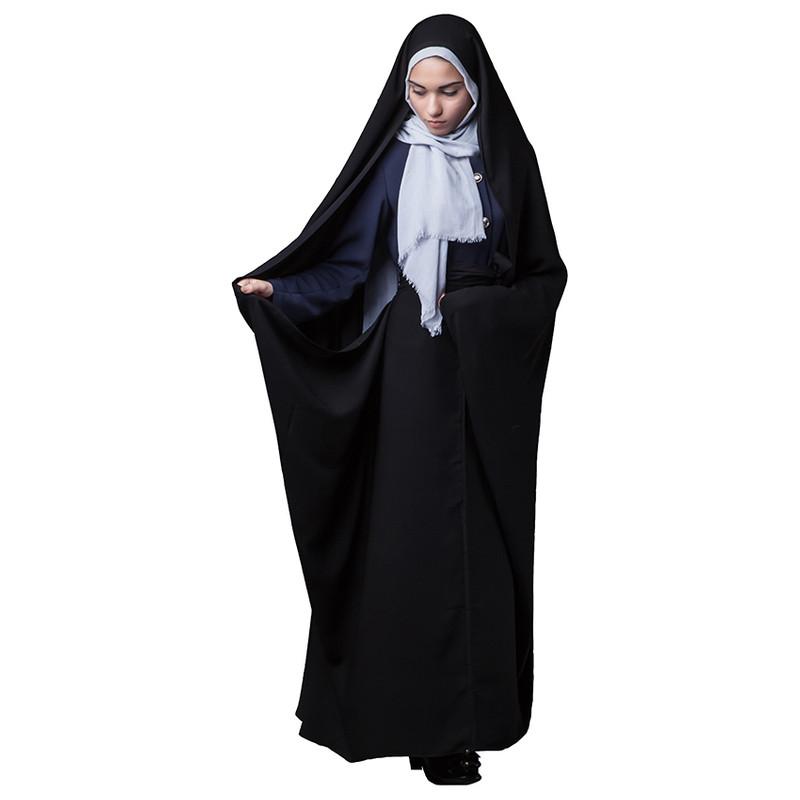 چادر کمری حجاب فاطمی مدل حسنی کد jor 1074