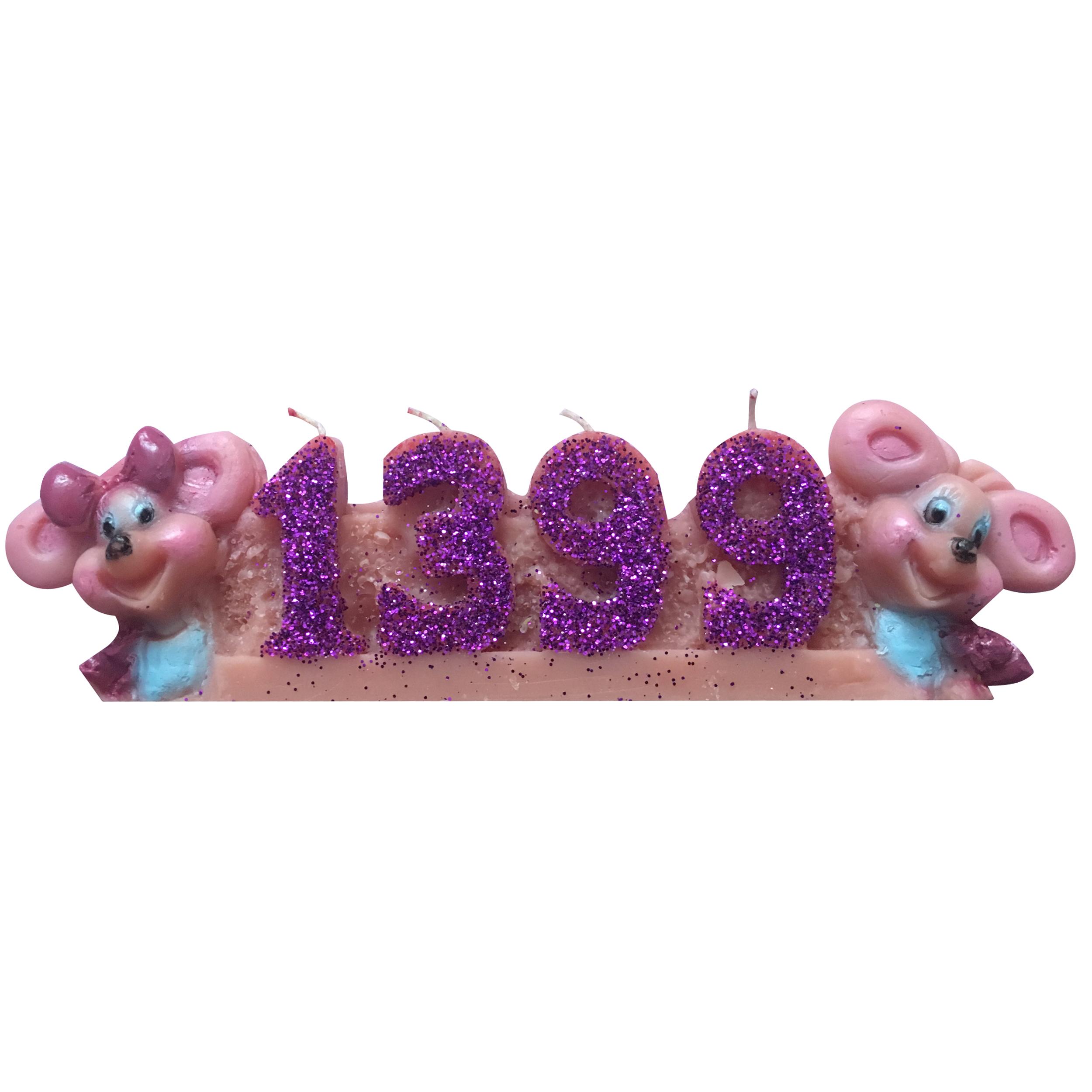 شمع طرح موش كد ٩٩