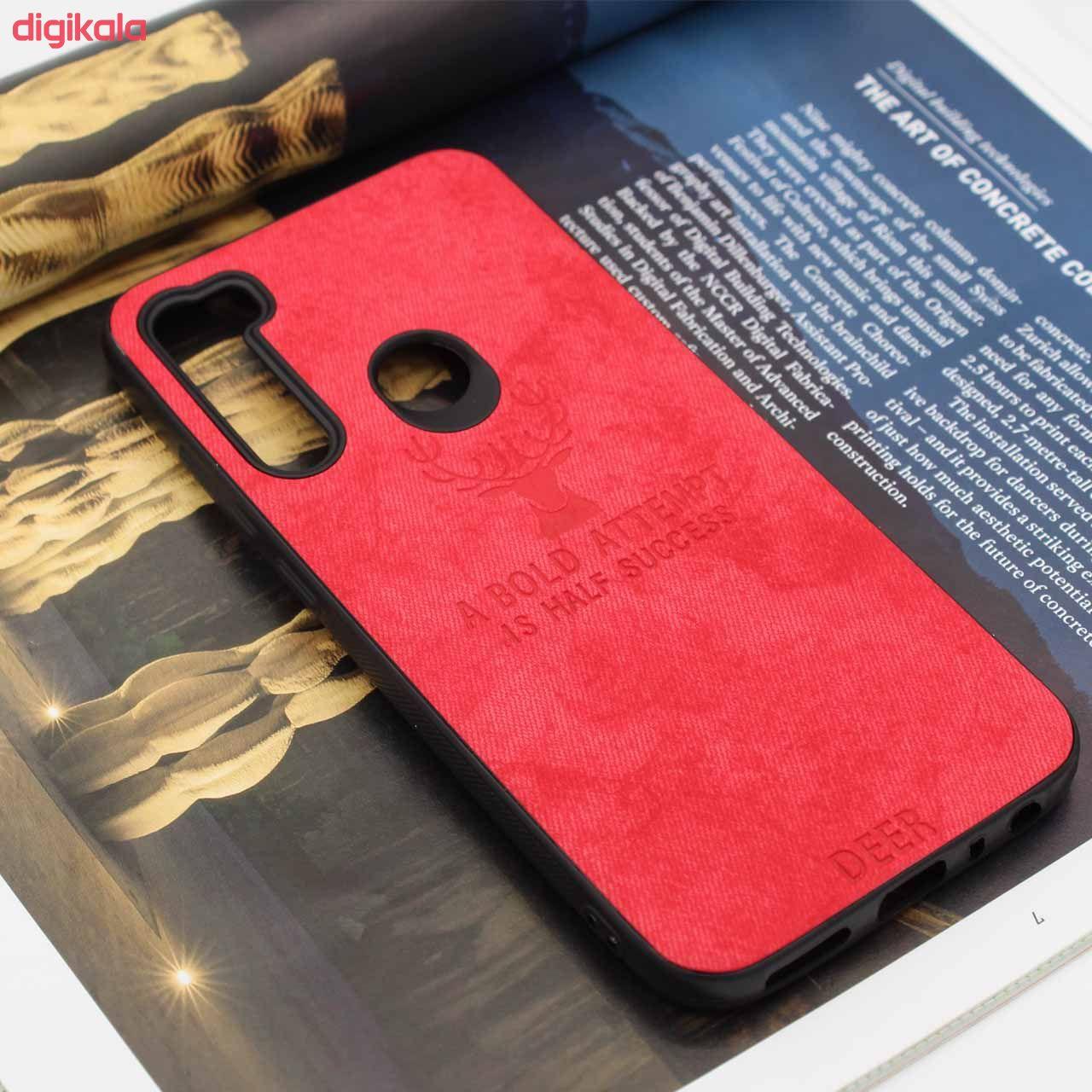 کاور کینگ پاور مدل D121 مناسب برای گوشی موبایل شیائومی Redmi Note 8