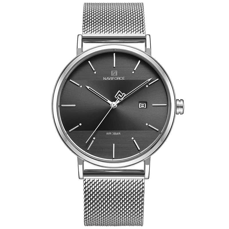 ساعت مچی عقربه ای زنانه نیوی فورس کد NF3008L -S-B              خرید (⭐️⭐️⭐️)