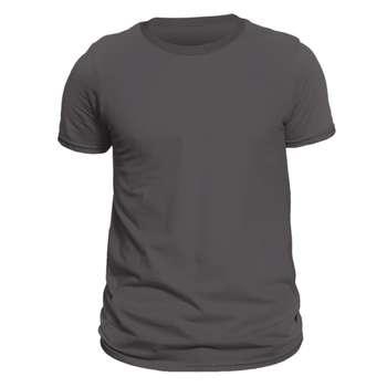 تیشرت آستین کوتاه مردانه کد 1PGYY رنگ نوک مدادی