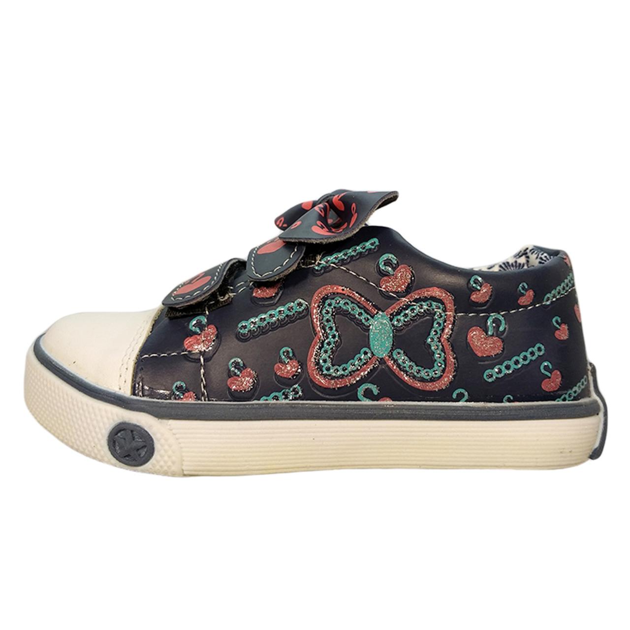 کفش مخصوص پیاده روی دخترانه کد PAPN_NADS55