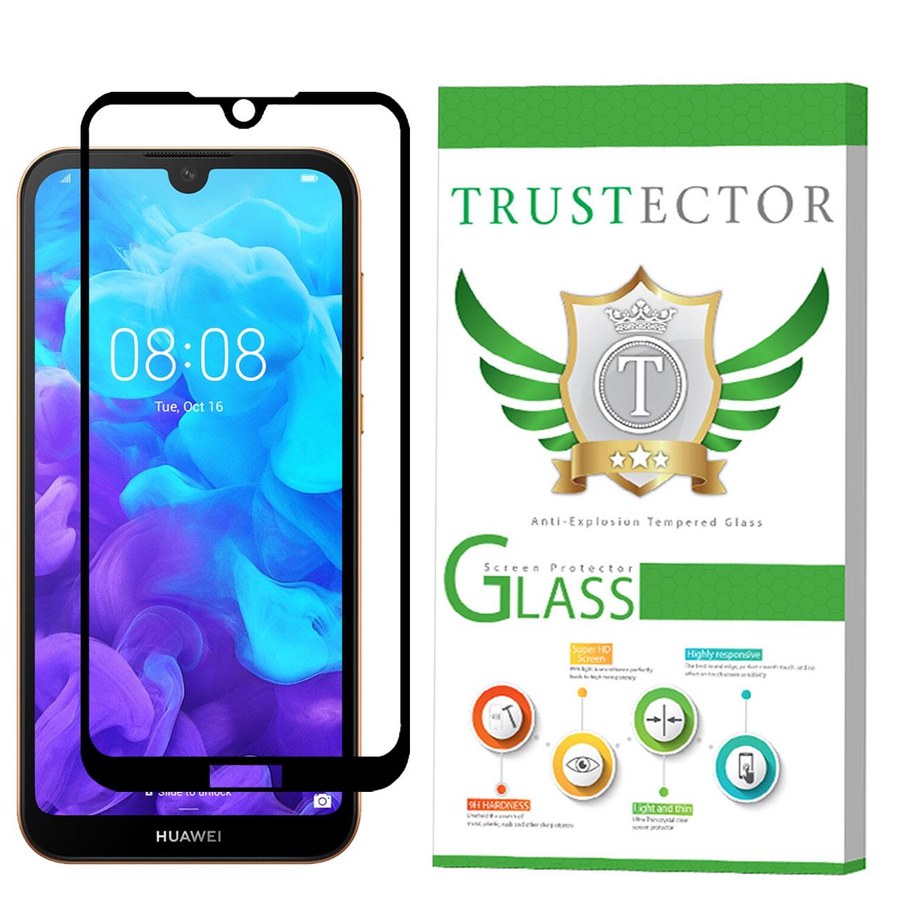 محافظ صفحه نمایش تراستکتور مدل GSS مناسب برای گوشی موبایل هوآوی Y5 2019