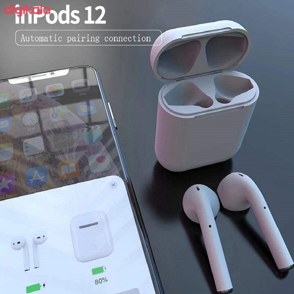 هدفون بی سیم مدل inpods 12 main 1 4