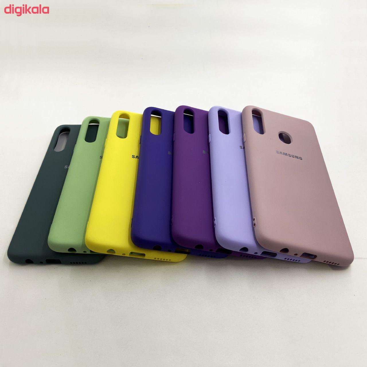 کاور مدل SCN مناسب برای گوشی موبایل سامسونگ Galaxy A20s main 1 3