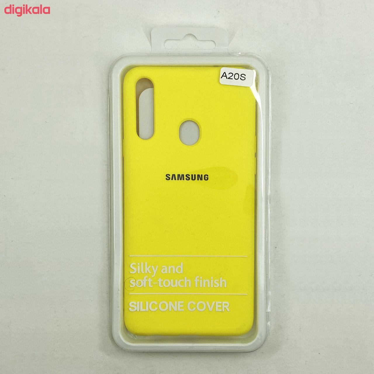 کاور مدل SCN مناسب برای گوشی موبایل سامسونگ Galaxy A20s main 1 21