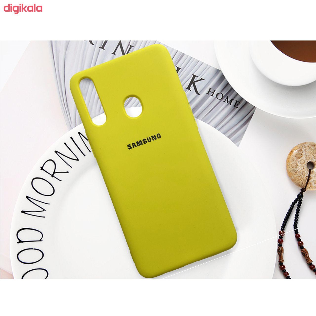 کاور مدل SCN مناسب برای گوشی موبایل سامسونگ Galaxy A20s main 1 4