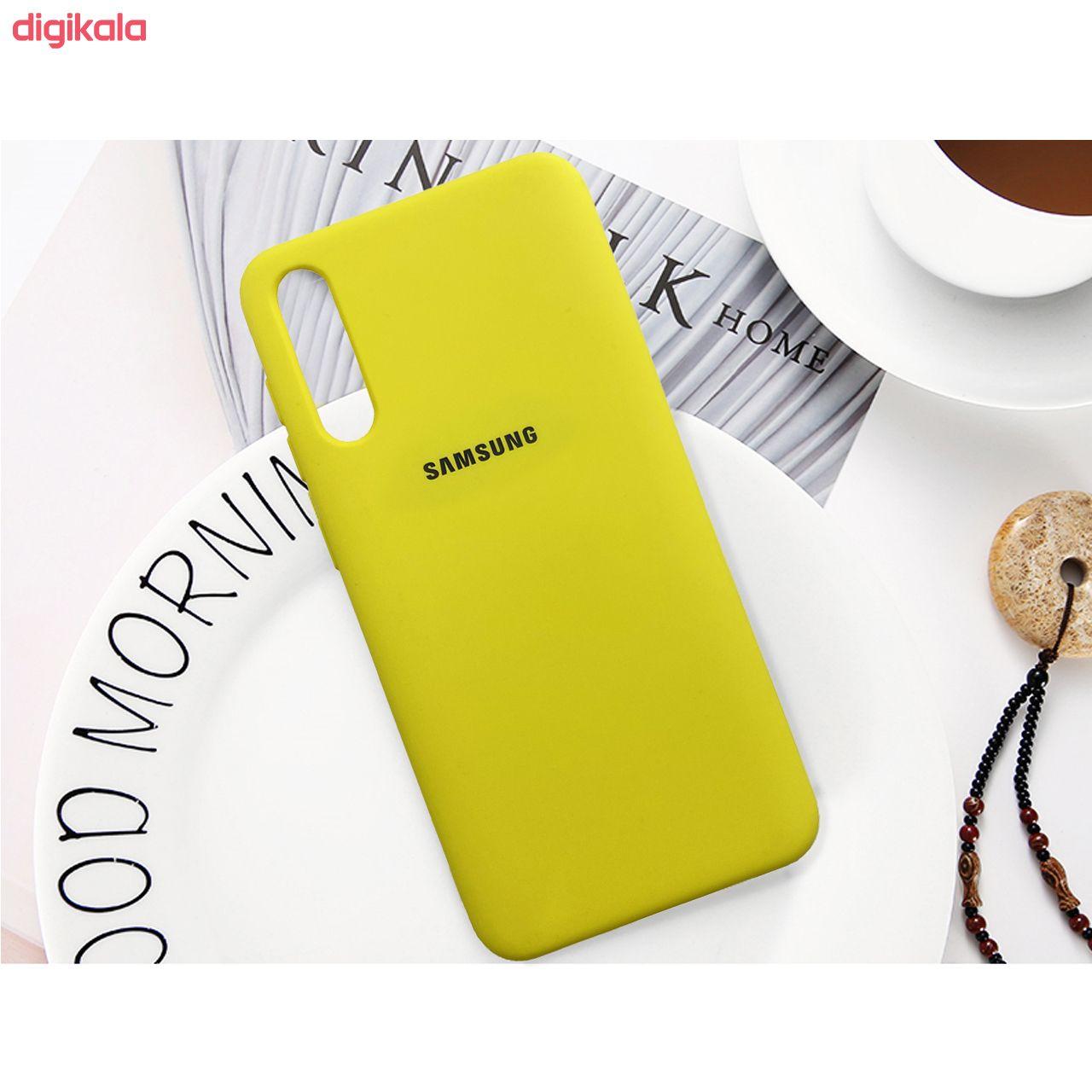 کاور مدل SCN مناسب برای گوشی موبایل سامسونگ Galaxy A50 / A50s / A30s main 1 3