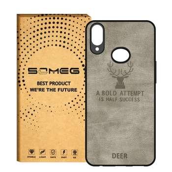کاور سومگ مدل SMG-Der02 مناسب برای گوشی موبایل سامسونگ Galaxy A10s