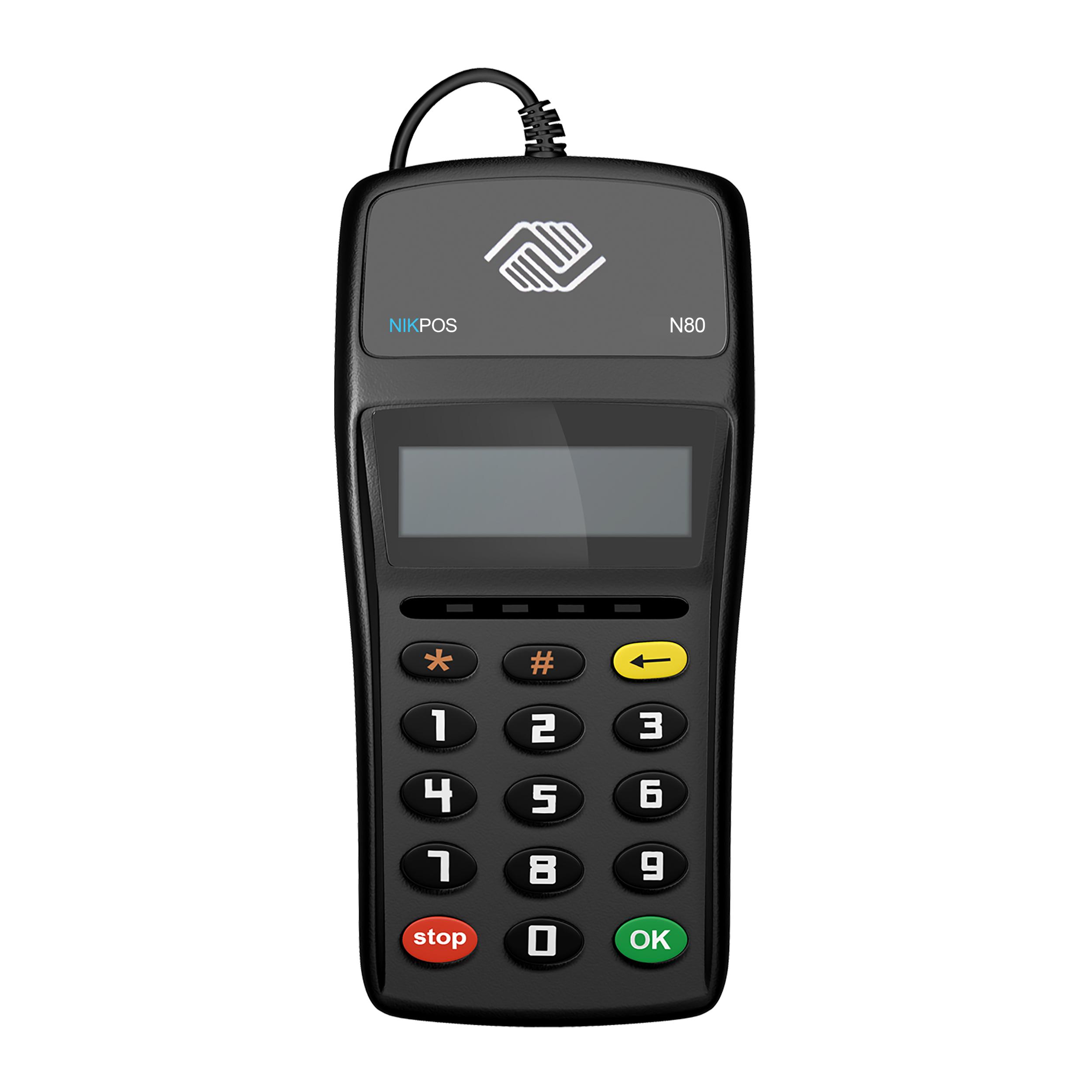 دستگاه ذخیره ساز شماره تماس مشتریان نیک پوز مدل N80