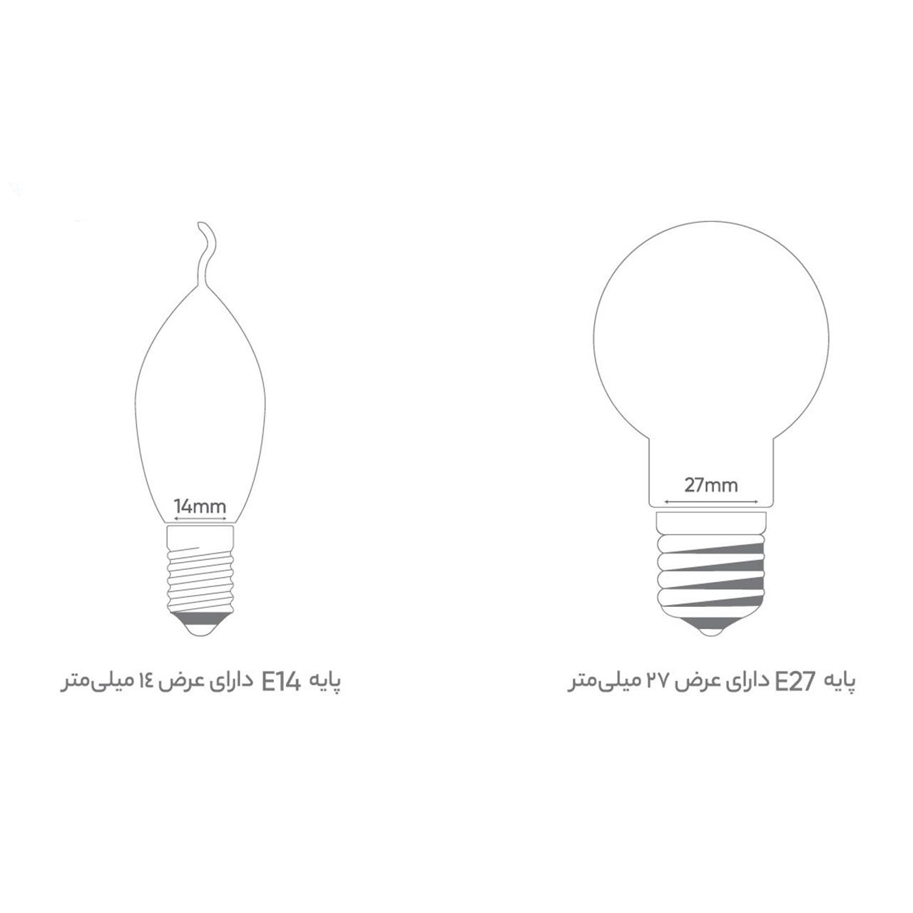 لامپ ال ای دی 9 وات لیتومکس مدل 001 پایه E27 بسته 3 عددی main 1 2