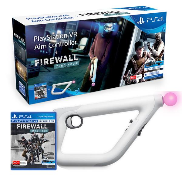 باندل تفنگ واقعیت مجازی سونی مدل PlayStation VR Firewall Aim Controller
