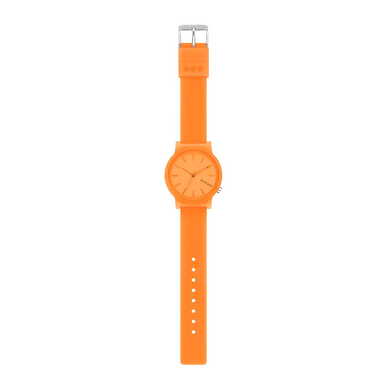 ساعت مچی عقربه ای کومونو سری Mono Neon Orange Glow مدل KOM-W4301