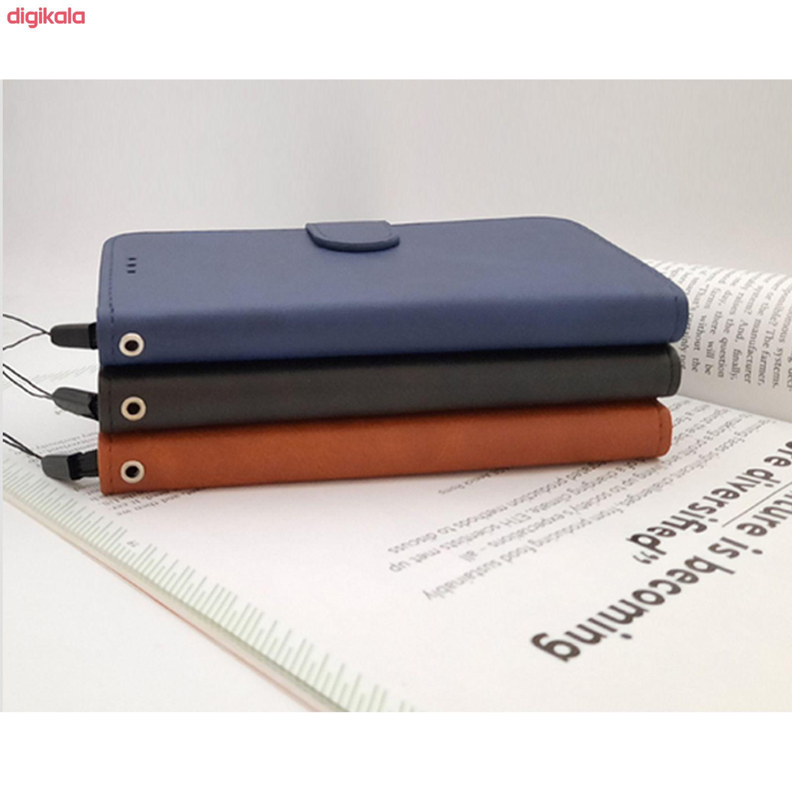 کیف کلاسوری لاین کینگ مدل K68 مناسب برای گوشی موبایل سامسونگ Galaxy A30  main 1 4