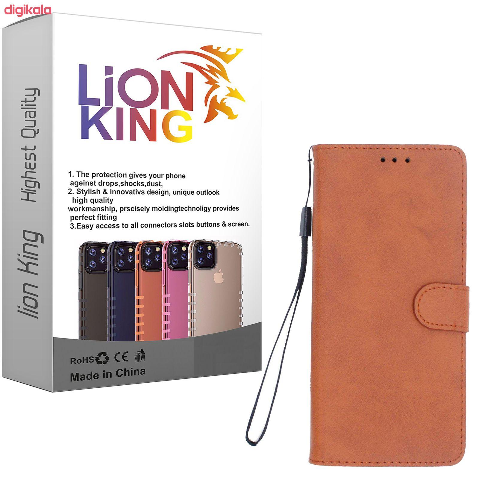 کیف کلاسوری لاین کینگ مدل K68 مناسب برای گوشی موبایل سامسونگ Galaxy A30  main 1 2