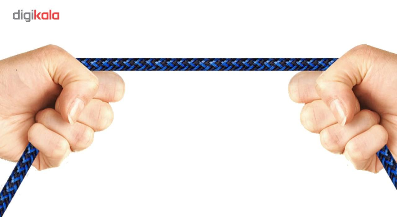 کابل تبدیل USB به MicroUSB مدل Nylon به طول 20 سانتی متر main 1 10