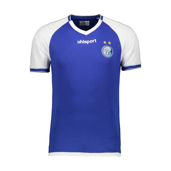 تی شرت ورزشی تیم استقلال آلشپرت مدل FS-7909-AFC