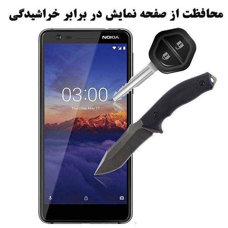 محافظ صفحه نمایش وایت ولف مدل WGS مناسب برای گوشی موبایل آنر 7X main 1 3