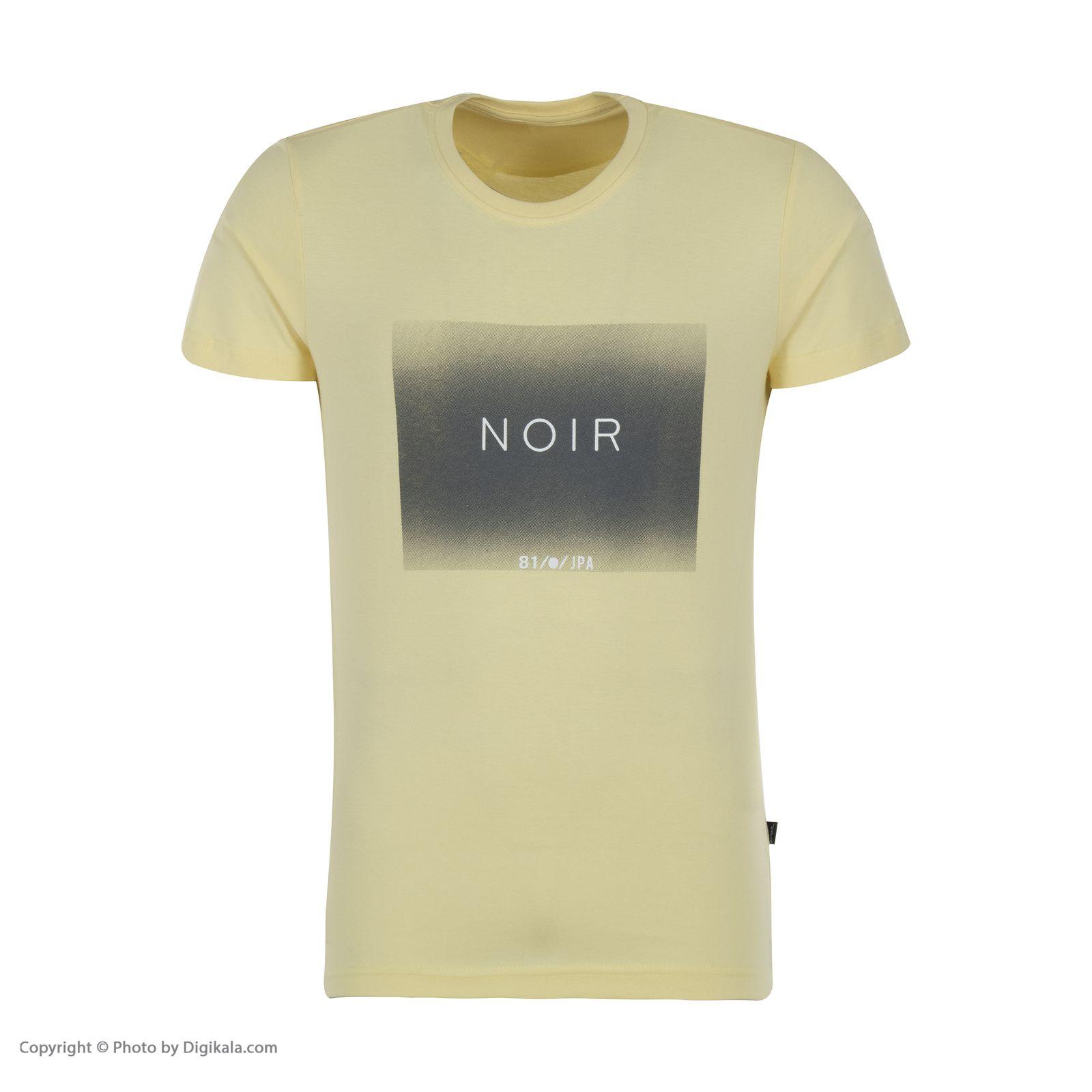 تی شرت مردانه جامه پوش آرا مدل 4011018304-16 main 1 2