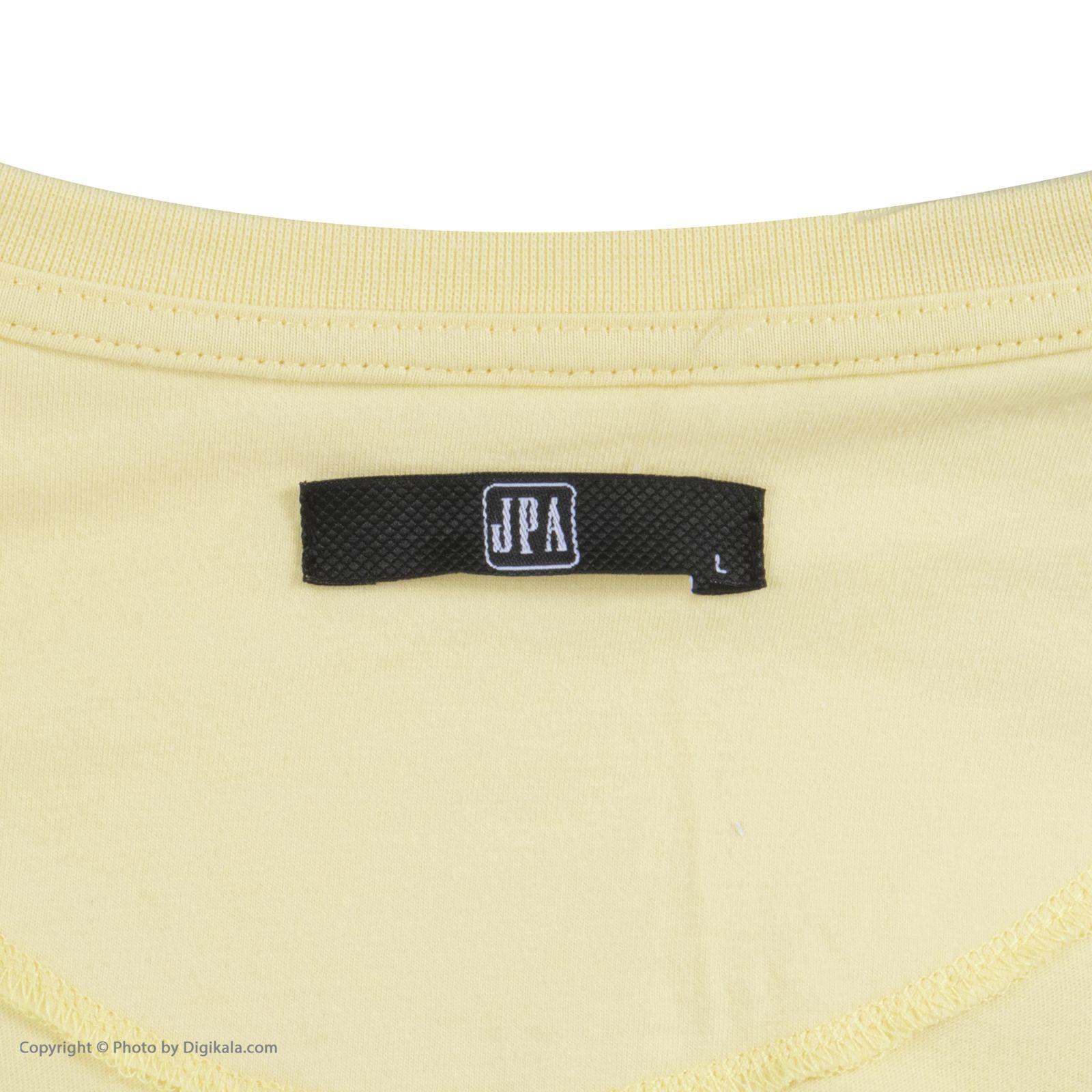 تی شرت مردانه جامه پوش آرا مدل 4011018304-16 main 1 6