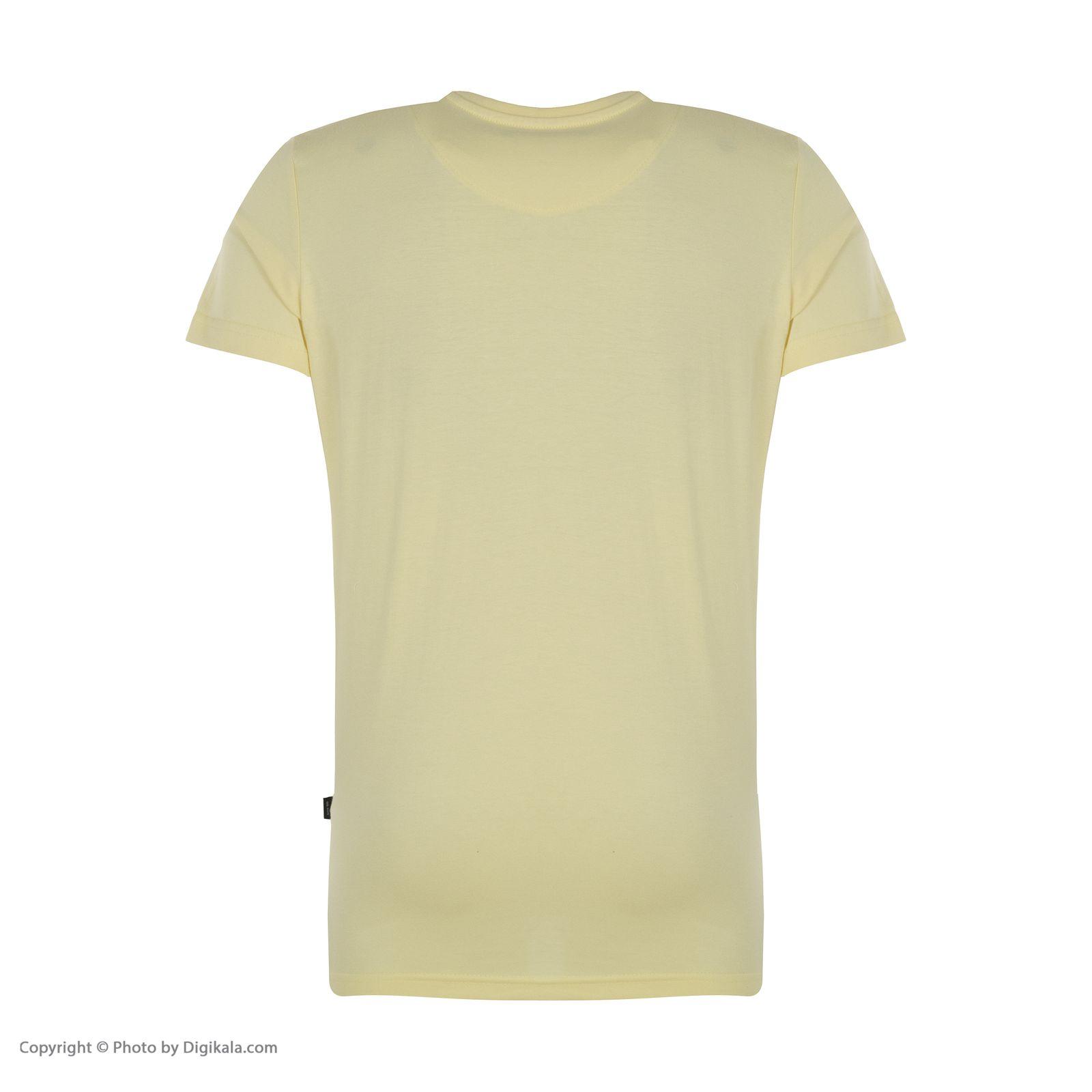 تی شرت مردانه جامه پوش آرا مدل 4011018304-16 main 1 4