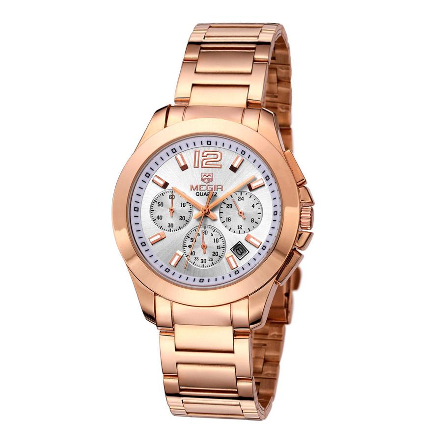 کد تخفیف                                      ساعت مچی عقربه ای مردانه مگیر  مدل MS5006GRE-7N0