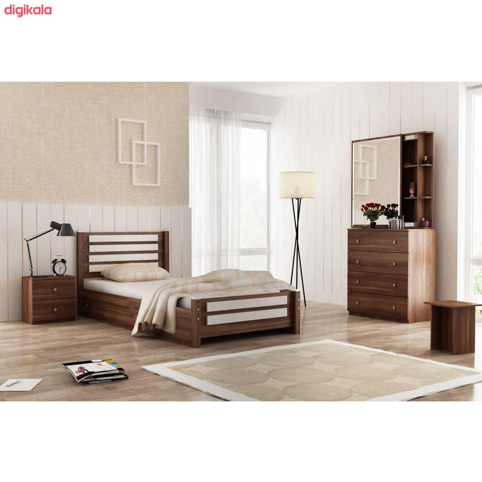 تخت خواب یک نفره مدل AK_B_Senator سایز ۹۰x۲۰۰ سانتی متر main 1 5